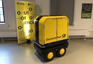 Roboter-KI-digital